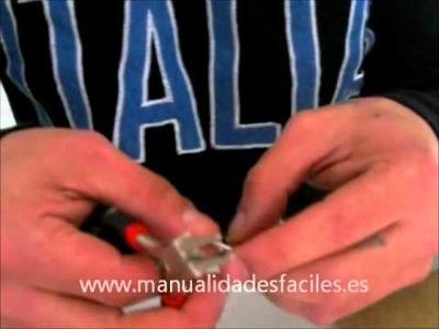Como hacer  rosas con cápsulas recicladas de nespresso