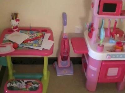 Como organizo La habitación de mi hija