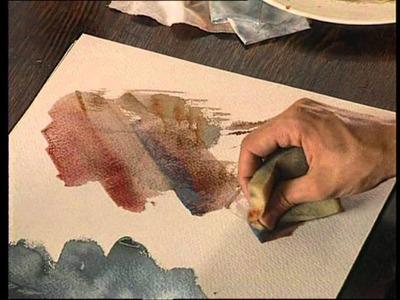 """DIBUJO Y PINTURA 17 """"Pintura con efectos de textura"""""""
