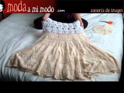 DIY: De tapete a falda
