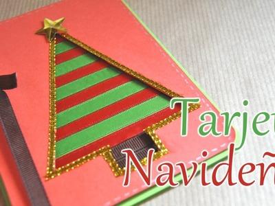 DIY: Tarjeta Para Navidad - Brotes De Creatividad