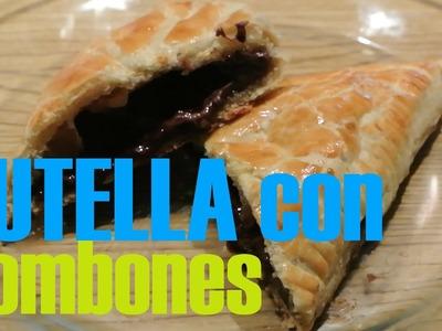 ➭ Empanadas de Nutella con Bombones :P ♥ - Miranda Ibañez