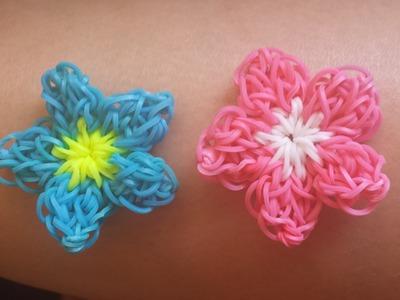 FIGURA DE GOMITAS: flor de hibisco