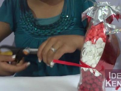 Sencillo dulcero para regalar el 14 de febrero