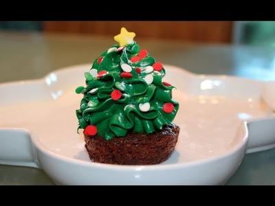 Brownies de Arbolito! (postre para navidad)