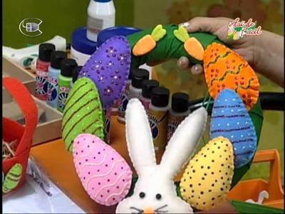 Caja para huevos de Pascua