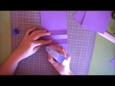Como hacer una tarjeta en cascada