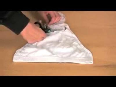 Cómo reciclar un calzoncillo (para ellas)