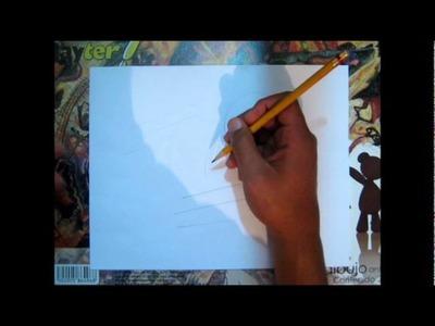 Curso de dibujo a lápiz cap. 1 (Uso del lápiz y tipos de lapices)