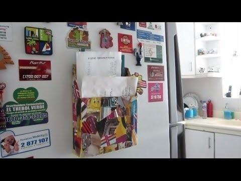 DIY ♥ Organizador de recetas.