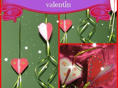 Manualidades para San Valentín Móvil encantador!