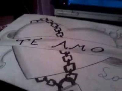 Mi Dibujo De Amor (TUTORIAL) PARTE 1