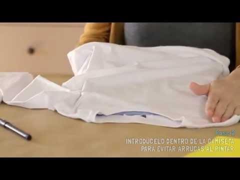 Personaliza tus camisetas y las de los niños - Manualidades Alimenta Sonrisas