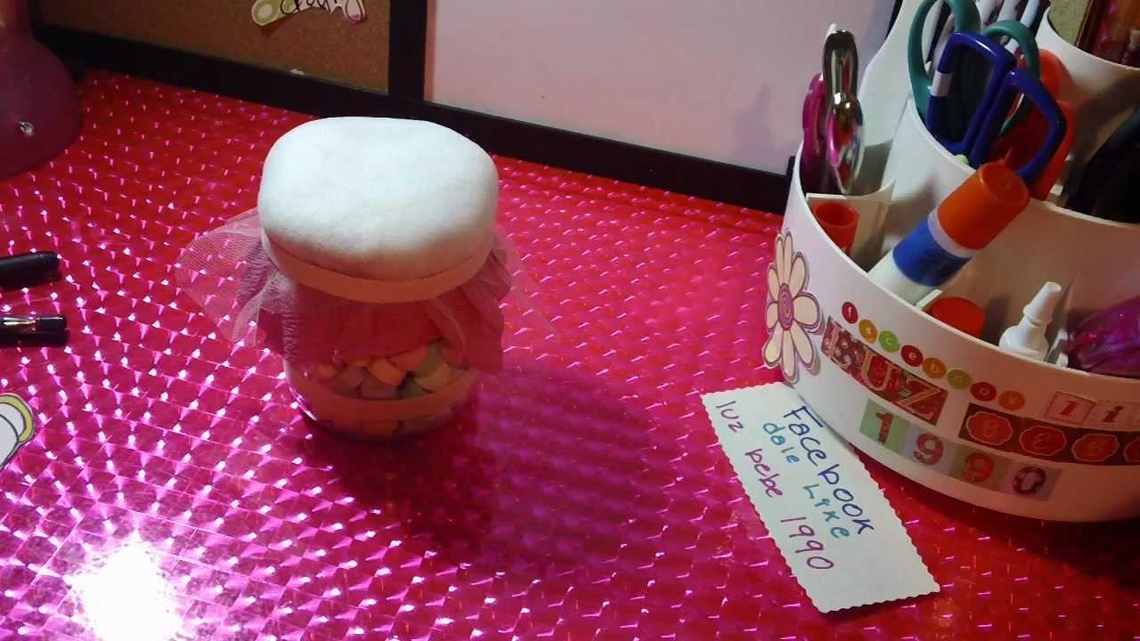 RECUERDO de BAUTIZO o BABY SHOWER(reciclado)