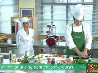 Rollo de pechuga de pollo rellena Buitoni - Recetas Nestlé