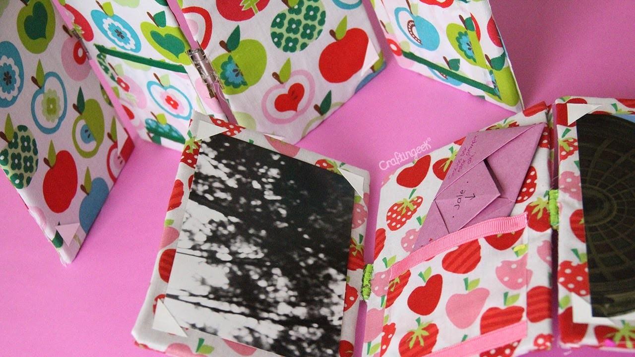 Tarjeta Biombo para regalo: Fotos y Mensajes   [día de los enamorados]