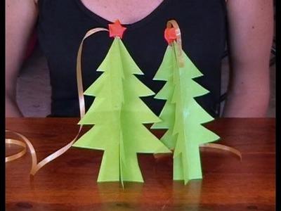 Adorno de Navidad - Arbolito - Manualidades para todos