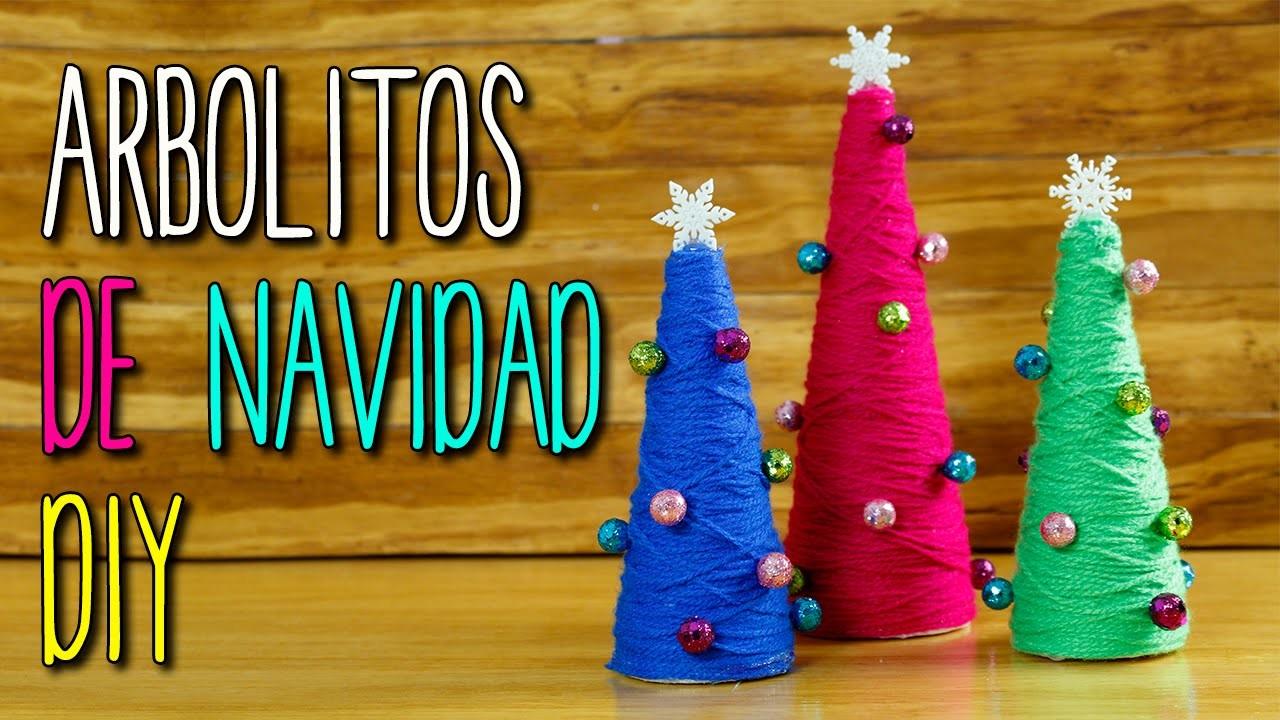 Arboles de navidad originales f cil diy manualidades - Manualidades originales de navidad ...