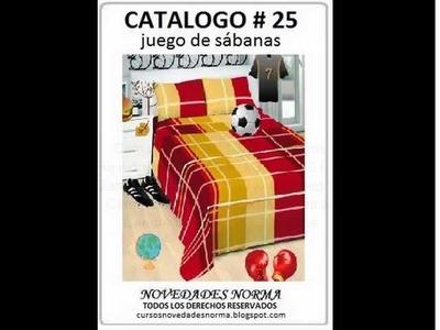 CATALOGO # 25 Juego de sábanas 17-04-2012 09-42-049.wmv