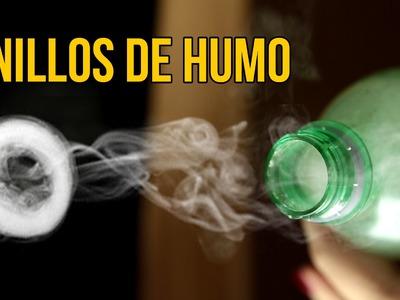 Cómo hacer anillos de humo (Experimentos Caseros)