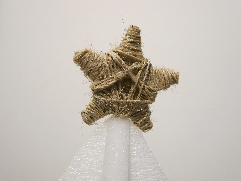 Cómo hacer una estrella de cuerda (How to do a string star)
