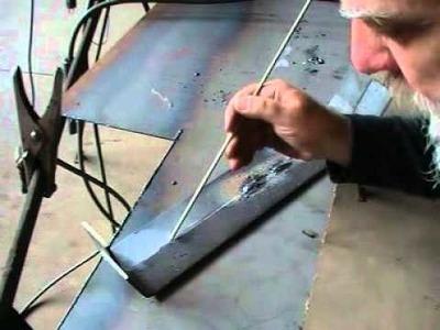 Curso de soldadura gratis 1 Escultura en hierro 16
