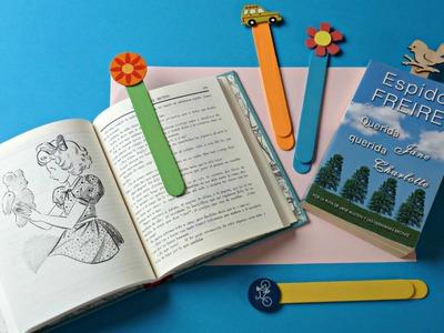 DIY, Cómo Hacer un Punto de Libro, Marcapáginas, Bookmark