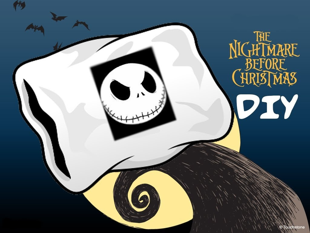 DIY- The Nightmare Before Christmas