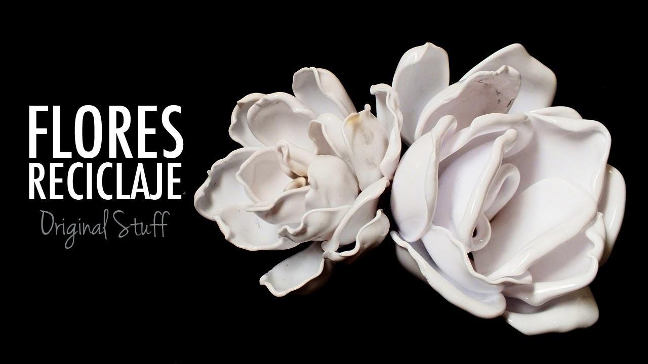 Flor de cucharas [Reciclaje] - Original Stuff