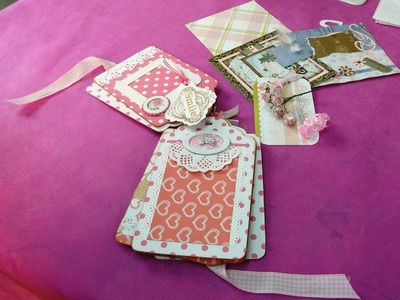 Ideas para decorar un álbum con Scrapbooking