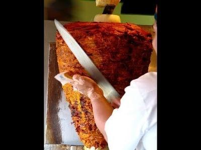 Receta de los tacos al pastor comida mexicana - La receta de la abuelita