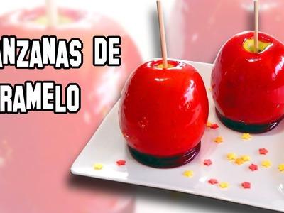 Recetas de Cocina | Como Hacer Manzanas de Caramelo