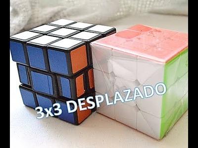 Tutorial: Como hacer un Cubo Rubik 3x3 desplazado