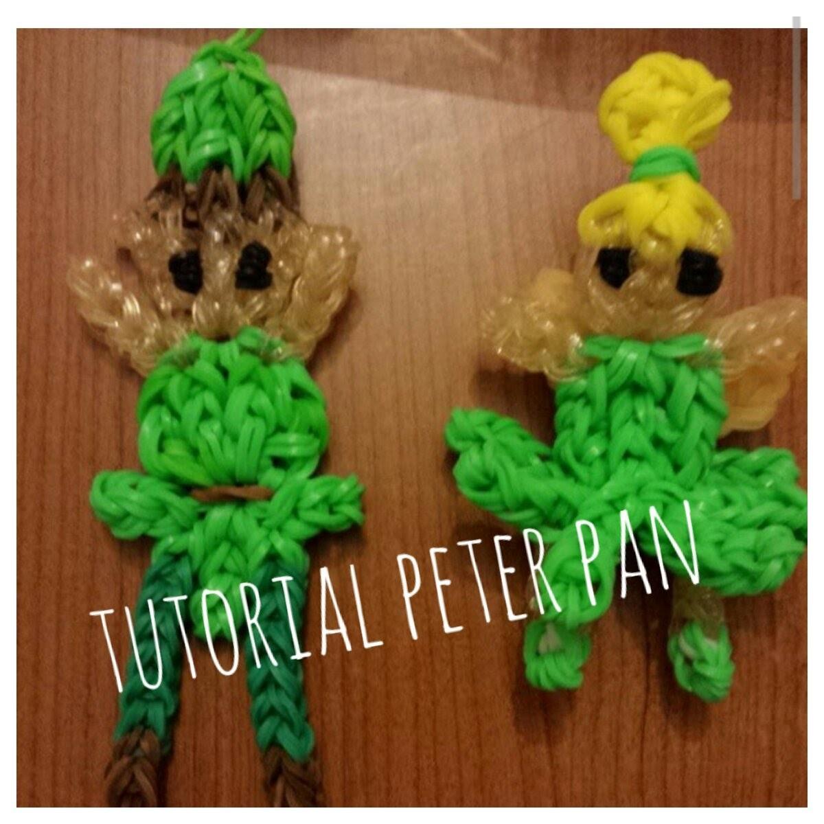❤TUTORIAL: Peter Pan de Gomitas Parte 1.2❤