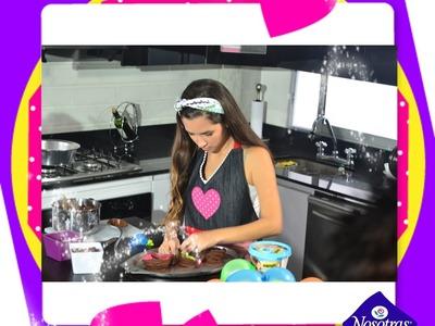 Aprende a hacer Copas de Chocolate para una fiesta con Nanny by Nosotras