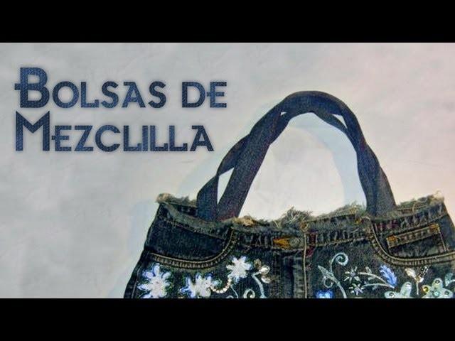 BOLSAS DE MEZCLILLA ~ MariquisTuts ★