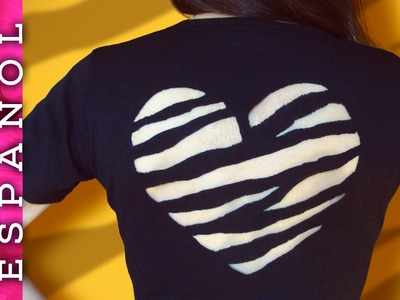 "Camiseta ""Un tigre rasgó mi corazón"""