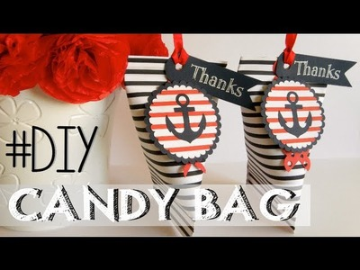 Candy bag - Bolsa de caramelos