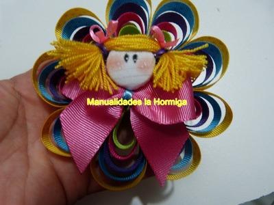 Carita muñecas miniatura con botones para decoracion de accesorios