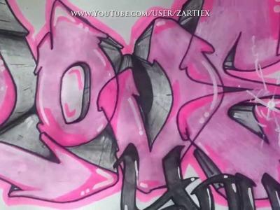 Como dibujar dibujos de amor faciles de hacer paso a paso - Frases de amor [HD]