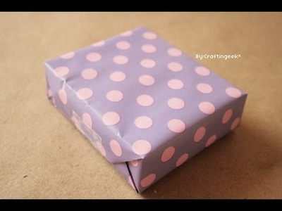 Como envolver un regalo [basico]