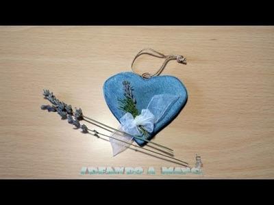 Cómo hacer corazones decorativos