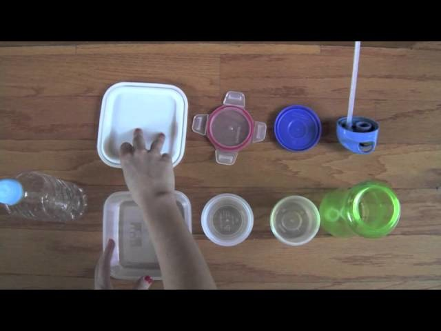¿Cómo hacer juguetes para pequeños de 8 a 24 meses?