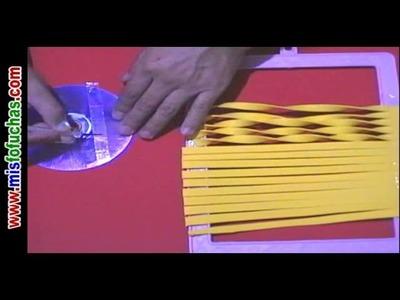 Cómo hacer pelo ondulado para muñecas fofuchas fácil y rápido