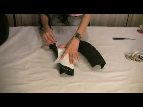 Como hacer sandalias de un viejo neumático