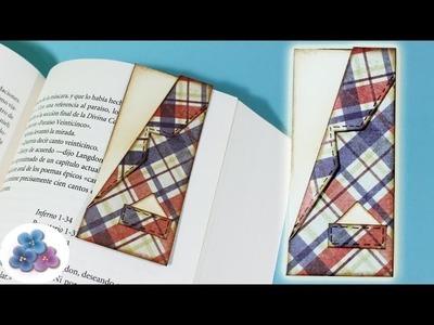 Como Hacer un Marcapaginas Magnético Regalos Dia del Padre Father's Day Book Marks Pintura Facil