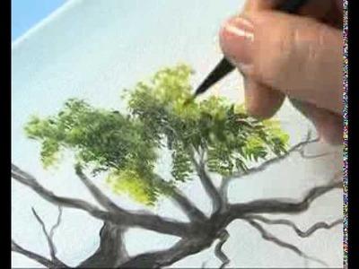 Como pintar un paisaje realista - Ana Gjurinovich -  Bloque II