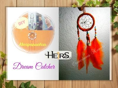DIY Atrapasueños( Dorama Heirs).Dreamcatcher
