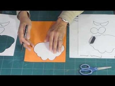 Foamy. Video No.2 Elaboración de moldes