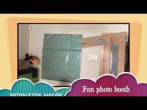 Fotomatón molón (fun photo booth)